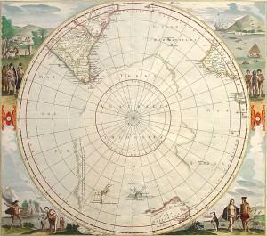 Стратегическая карта бизнеса - иногда terra incognita...