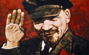 Lenin forever young